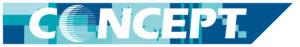 Concept logo bar horizontal